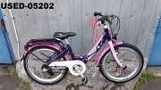 Бу Детский Велосипед Puky - 05202 доставка из г.Kiev