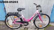 Бу Подростковый Велосипед Pegasus - 05203 доставка из г.Kiev