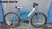 Бу Горный Велосипед Decathlon - 05279 доставка из г.Kiev