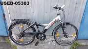 Бу Подростковый Велосипед Pegasus - 05303 доставка из г.Kiev