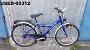Бу Подростковый Велосипед Pegasus - 05312 доставка из г.Kiev