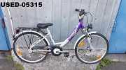 Бу Подростковый Велосипед Pegasus - 05315 доставка из г.Kiev