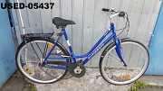 Бу Городской Велосипед Gudereit - 05437 доставка из г.Kiev