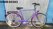 Бу Городской Велосипед Hercules - 05363 доставка из г.Kiev