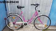 Бу Городской Велосипед Ragazzi - 05430 доставка из г.Kiev