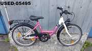 Бу Детский Велосипед Calvin - 05495 доставка из г.Kiev