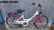 Бу Детский Велосипед Biria - 05496 доставка из г.Kiev