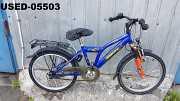 Бу Детский Велосипед Kiddy - 05503 доставка из г.Kiev