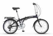 """Городской Складной Велосипед Prophete Faltrad City 20"""" - 54168-2622 доставка из г.Kiev"""