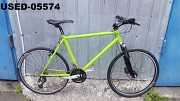 Бу Гибридный Велосипед Green - 05574 доставка из г.Kiev