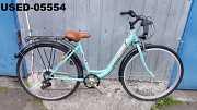 Бу Городской Велосипед Conquest - 05554 доставка из г.Kiev