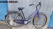Бу Городской Велосипед Hercules - 05545 доставка из г.Kiev