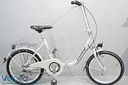 Складной Бу Велосипед Lizzard из Германии-Магазин VELOED.com.ua Dunaivtsi