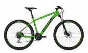 """Горный Велосипед Ghost Kato 3.7 27.5"""", рама M, зелено-черный, 2020 доставка из г.Kiev"""