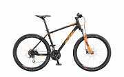 """Горный Велосипед KTM CHICAGO DISC 27"""", рама L, черно-оранжевый, 2020 доставка из г.Kiev"""