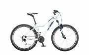 """Горный Велосипед KTM PENNY LANE DISC 27"""", рама M, бело-голубой, 2020 доставка из г.Kiev"""