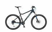 """Горный Велосипед KTM ULTRA FUN 27"""", рама M, черно-серый, 2020 доставка из г.Kiev"""