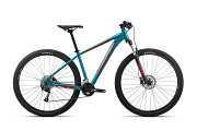 Горный Велосипед Orbea MX 27 40 20 S Blue-Red доставка из г.Kiev