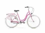 Городской Велосипед ROMET 20 Angel 3 рожево-білий17 M доставка из г.Kiev