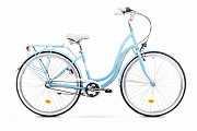 Городской Велосипед ROMET 20 Angel 3 синій19 L доставка из г.Kiev