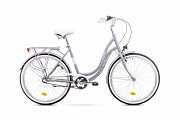 Городской Велосипед ROMET 20 ANGEL 3 сірий 17M доставка из г.Kiev