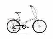 Городской Складной Велосипед ROMET 20 Jubilat 1 білий 15S доставка из г.Kiev