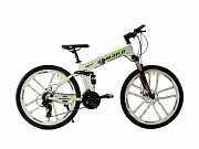 Горный складной велосипед Маке RUN - MALSVELD2617BS доставка из г.Kiev
