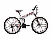 Горный складной велосипед Маке RUN - MALSVELD2617BK доставка из г.Kiev