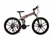 Горный складной велосипед Маке RUN - MALSVELD2617SK доставка из г.Kiev