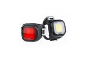 Комплект мигалок передняя+задняя Knog Blinder Mini Chippy Twinpack 20/11 Lumens доставка из г.Kiev