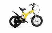 "Велосипед RoyalBaby FLYBEAR 16"", жовтий доставка из г.L'viv"