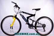 БУ Горный двухподвесный велосипед Buffalo-из Германии доставка из г.Kiev