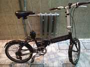 "Немецкий Складной велосипед 20"" Safary Viking доставка из г.Kiev"