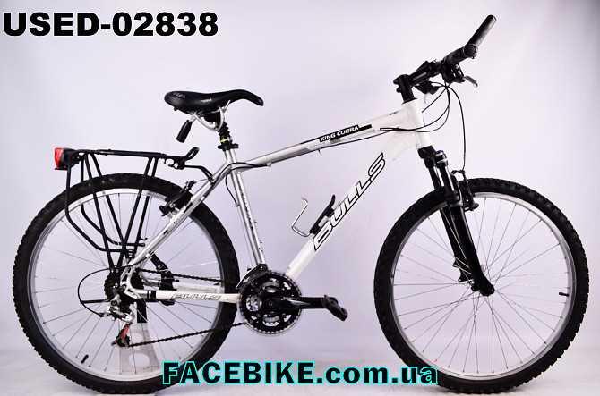 БУ Горный велосипед Bulls-из Германии у нас Большой выбор! Киев -  изображение 1 64b624d3de26a