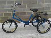 Трехколесный велосипед для взрослых Rymarbike доставка из г.Kiev