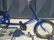 Трехколесный велосипед для инвалидов и дцп доставка из г.Kiev