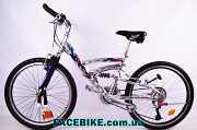 БУ Подростковый велосипед Cyco доставка из г.Kiev