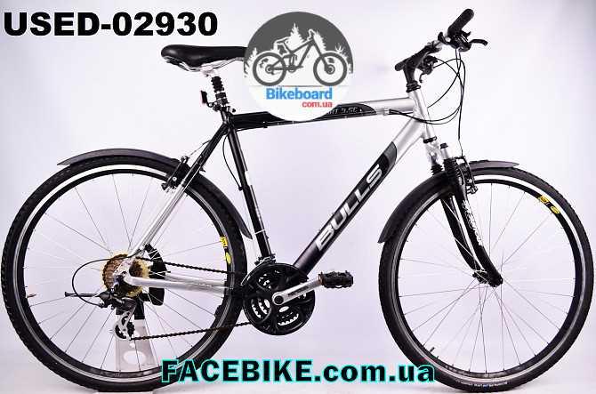 БУ Гибридный велосипед Bulls-из Германии у нас Большой выбор! Киев -  изображение 1 50c132d5bde67