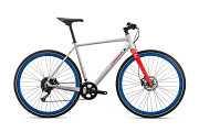 Гибридный Велосипед Orbea Carpe 20 20 M White-Red доставка из г.Kiev