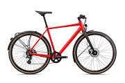 Гибридный Велосипед Orbea Carpe 25 20 L Red-Black доставка из г.Kiev