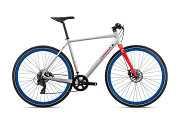 Гибридный Велосипед Orbea Carpe 40 20 M White-Red доставка из г.Kiev