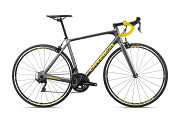 Шоссейный Велосипед Orbea Orca M30 20 53 Grey - Yellow доставка из г.Kiev