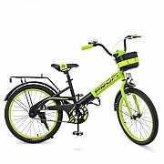 Велосипед детский PROF1 20Д. W20115-6 доставка из г.Odessa