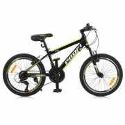 Велосипед 20 G20FIFA A20.3 PROF1, Черно-желтый доставка из г.Odessa