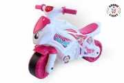 """Мотоцикл """"ТехноК"""" 6368 для прогулок, Бело-розовый доставка из г.Odessa"""