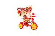 Детский велосипед Jaguar MS-0747 доставка из г.Kiev