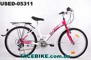 БУ Подростковый велосипед Delta Julka - 05311 доставка из г.Kiev