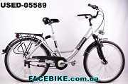 БУ Городской велосипед AluCityStar Comfort - 05589 доставка из г.Kiev