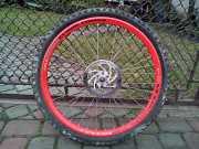 Колесо велосипеда 24'' L'viv