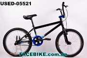БУ BMX велосипед B'Twin Wipe - 05521 доставка из г.Kiev